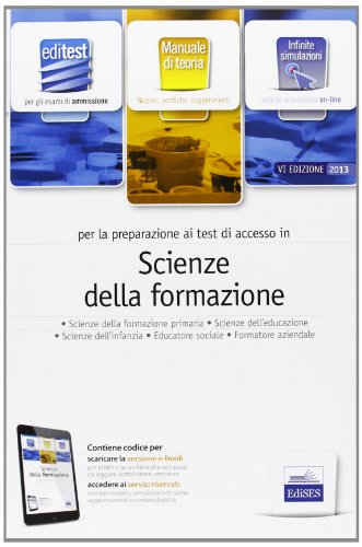 Libri e testi scolastici libreria motta belpasso catania for Simulazione test scienze della formazione primaria